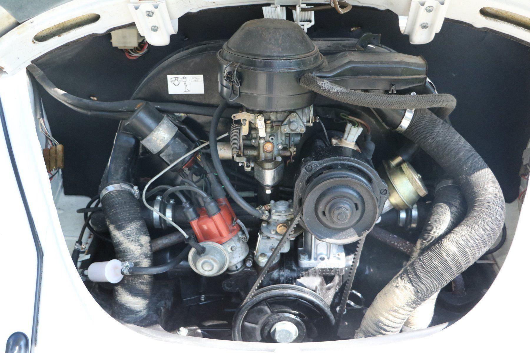 1972 Käfer Motor 2