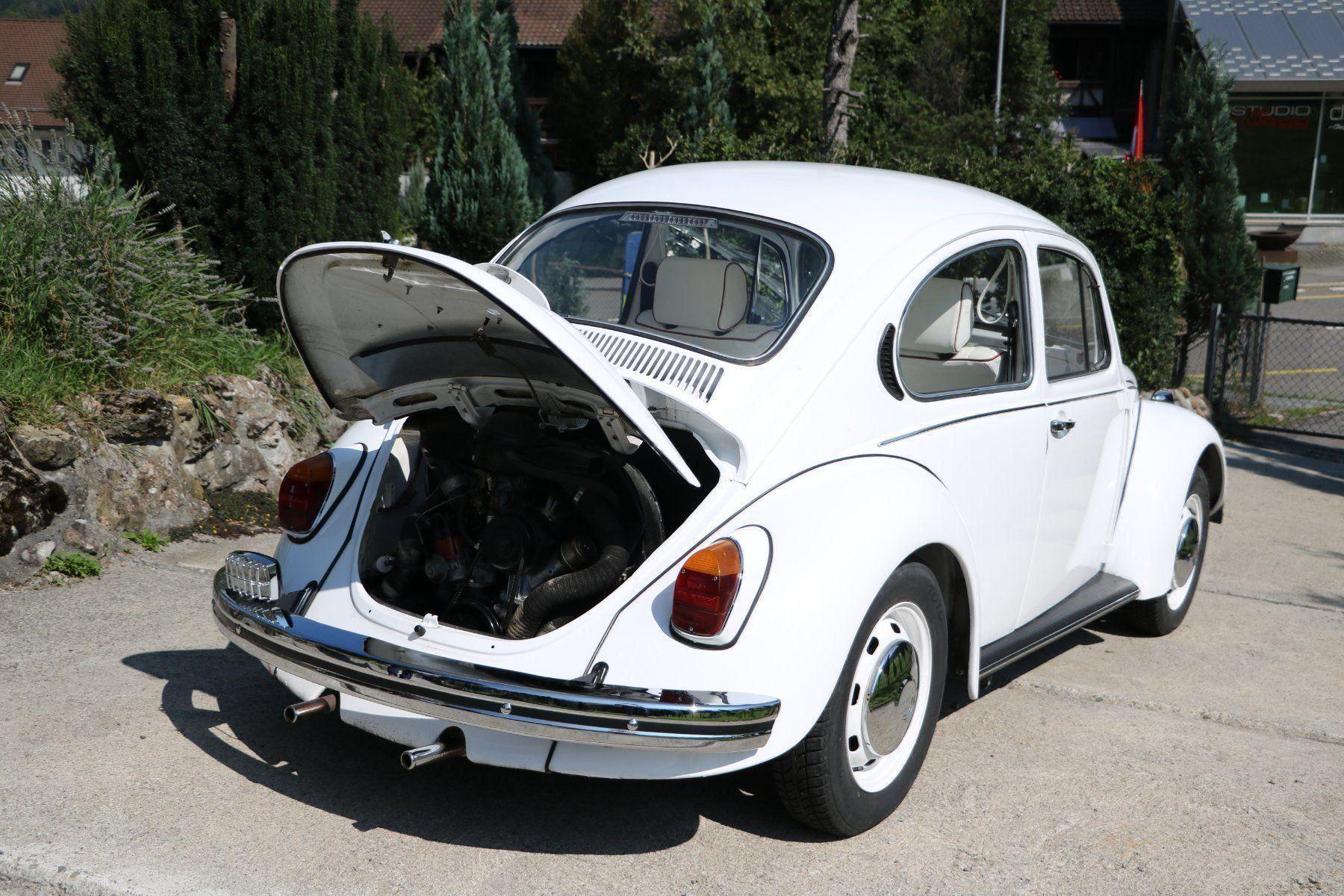 1972 Käfer Motor