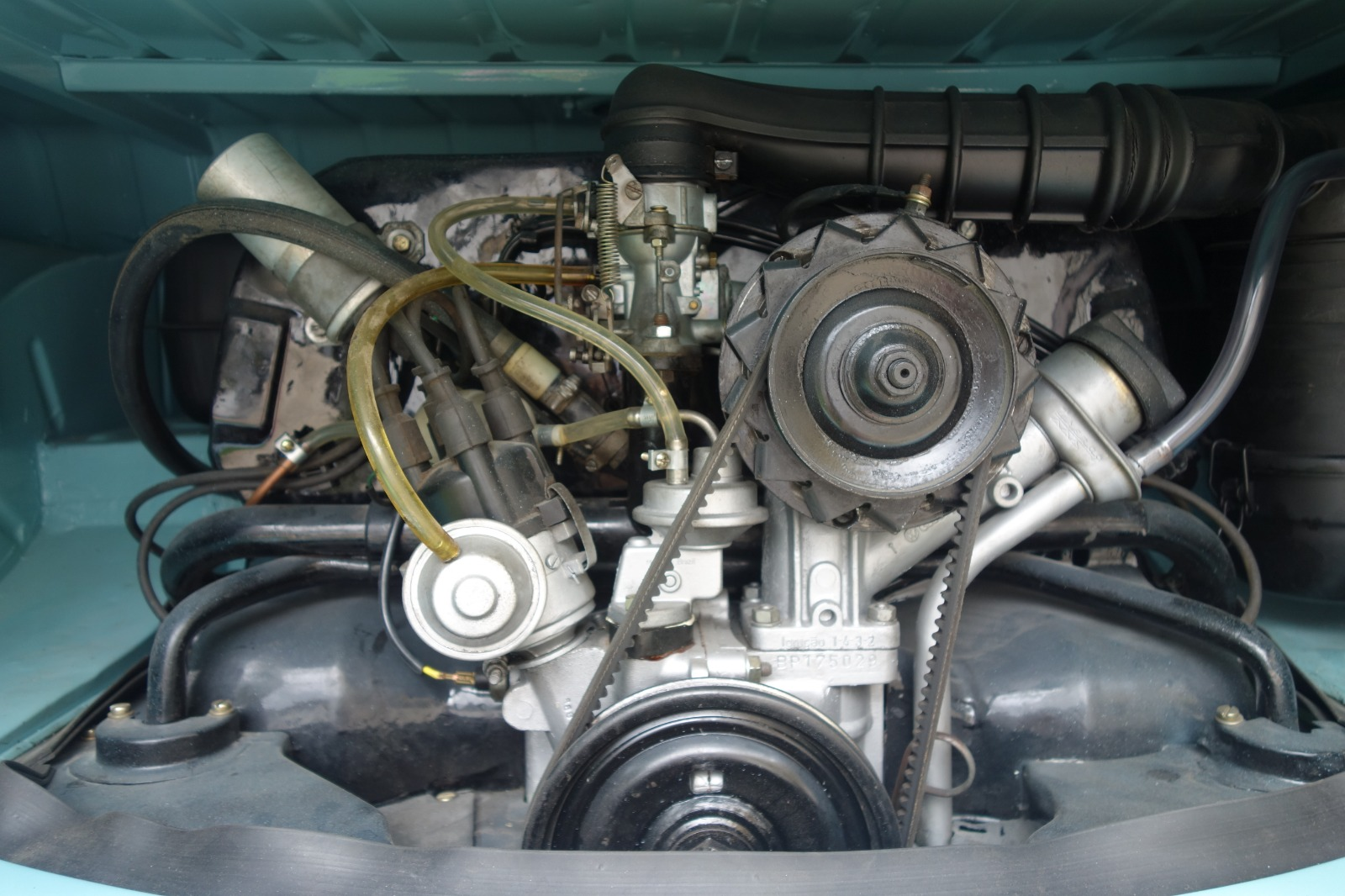 T2 Camper Motor