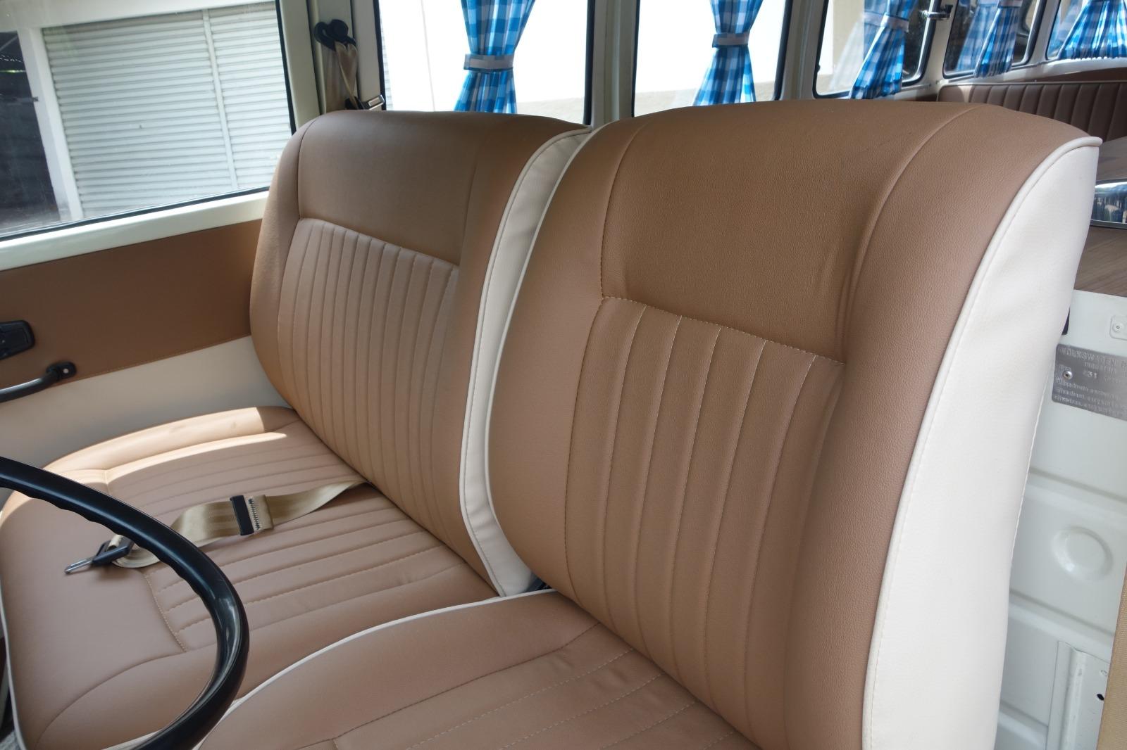 T2 Camper Sitze