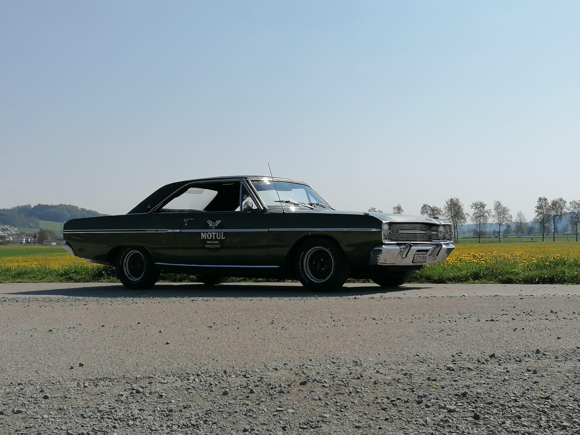Dodge Dart GT 3