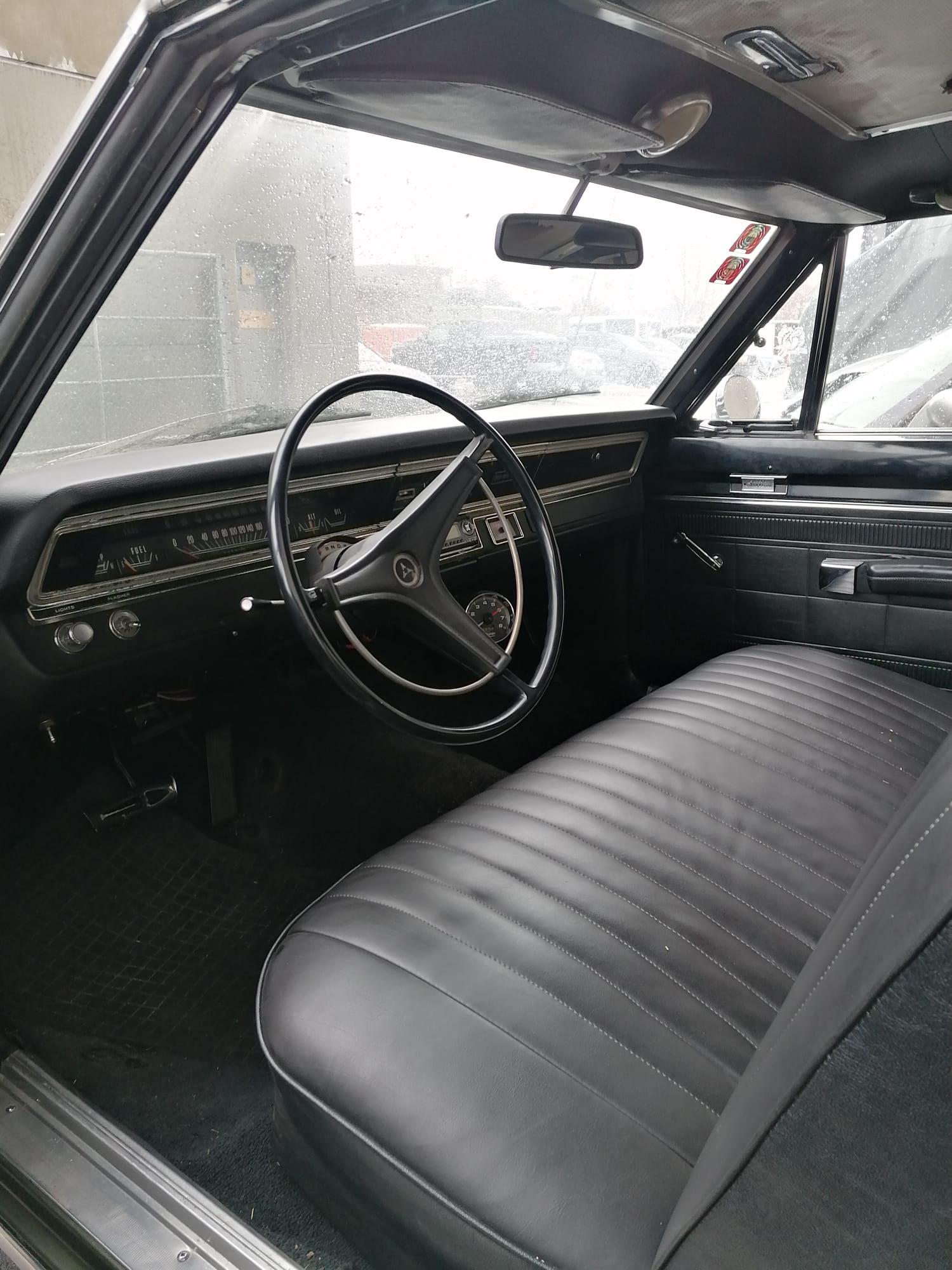 Dodge Dart GT 5